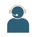 Request Tech support icon