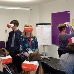T4E using VR